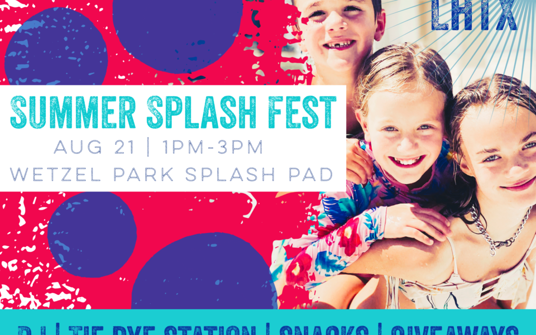 Summer Splash Fest!